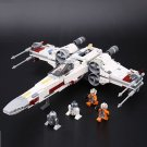 X-Wing Starfighter Star Wars Building Blocks Toys Compatible 75218 Lego
