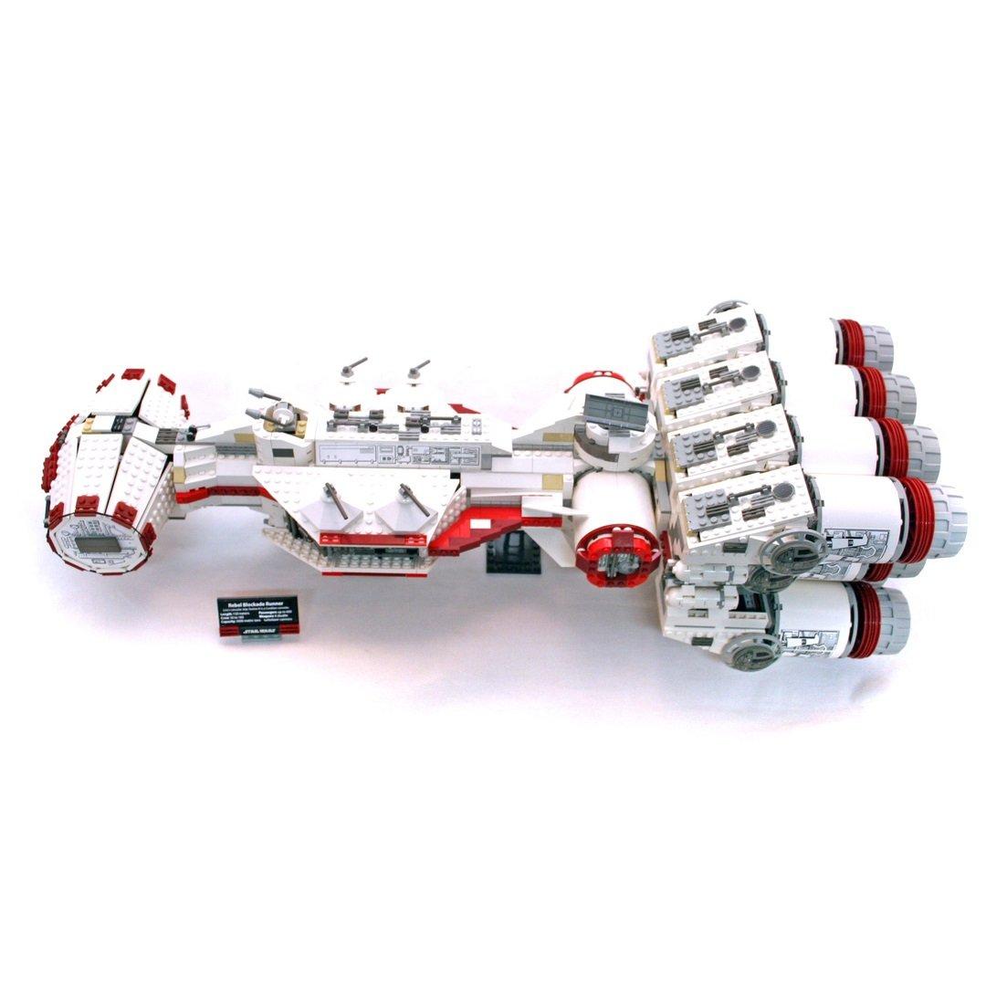 Rebel Blockade Runner Star Wars Building Blocks Toys Compatible 10019 Lego