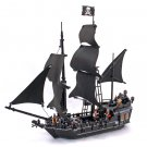 Black Pearl Pirates of the Caribbean Sea Building Blocks Toys Compatible 4184 Lego