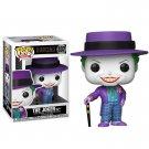 The Joker Batman 1989 DC Super Heroes №337 Funko POP! Action Figure Vinyl PVC Toy
