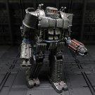 1pcs Black Knight Robot Action Figure 1/27 Mecha Anime Transformer Toys