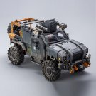Crazy Reload SUV Off-Road Vehicle Armored Army Car Anti-Terror Action Figure 1/18 Military Toys