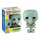 Squidward Tentacles SpongeBob SquarePants №27 Funko POP! Movie Nickelodeon Action Figure Vinyl PVC