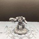 1pcs Brother Radst Phaello Sergeant Blood Angels Space Marine Warhammer Resin Model 1/32 Figures