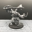 1pcs Daemon Prince Champion of Chaos Space Marine Warhammer Resin Model 1/32 scale Action Figures