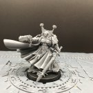 1pcs Mephiston Lord of Death Chief Librarian Blood Angels Primaris Space Marine Warhammer Model 1/32