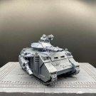1pcs Predator Destructor Battle Tank Traitor Legion Chaos Space Marine Warhammer Resin Model 1/32