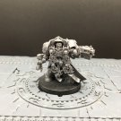 1pcs Terminator Chaplain Space Marine Warhammer Resin Models 1/32 scale Action Figures