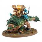 1pcs Bastiladon Lizardmen Lustria Fantasy Warhammer Resin Models 1/32 scale Action Figures