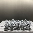 10pcs Poxwalkers Chaos Death Guard Traitor Legion Warhammer Resin Models 1/32 Action Figure