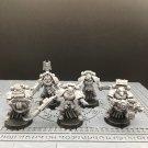 5pcs Sternguard Veteran Squad Primaris Space Marine Warhammer Resin Models 1/32 scale Action Figures