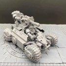 1pcs Invader ATV Vehicle Primaris Space Marine Warhammer Resin Models 1/32 scale Action Figures
