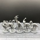 10pcs Chainrasp Hordes Nighthaunt Nagash Army Age of Sigmar Fantasy Warhammer Resin Models 1/32