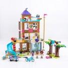 Friendship House Friends Building Blocks Toys Compatible 41340 Lego