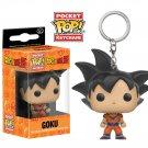 Goku Dragon Ball Z Funko POP! Keychain Action Figure Vinyl PVC Minifigure Toy
