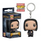Severus Snape from Harry Potter Funko POP! Keychain Action Figure Vinyl PVC Minifigure Toy