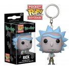 Rick Sanchez from Rick and Morty Funko POP! Keychain Action Figure Vinyl PVC Minifigure Toy