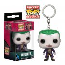The Joker DC Comics Super Heroes Funko POP! Keychain Action Figure Vinyl PVC Minifigure Toy