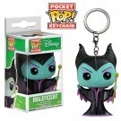 Maleficent Disney Movie Funko POP! Keychain Action Figure Vinyl PVC Minifigure Toy