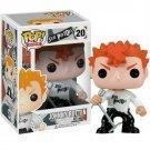 Johnny Rotten Sex Pistols №20 Punk Rock Music Funko POP! Action Figure Vinyl PVC Toy