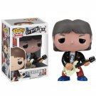 Steve Jones Sex Pistols №32 Punk Rock Music Funko POP! Action Figure Vinyl PVC Toy