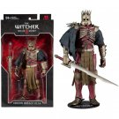 """The Witcher Eredin Breacc Glass Action Figure 7"""" McFarlane Toys Hobby Games"""