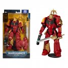 "Blood Angels Primaris Lieutenant Space Marine Gold Label Warhammer 40k Action Figure 7"" McFarlane"