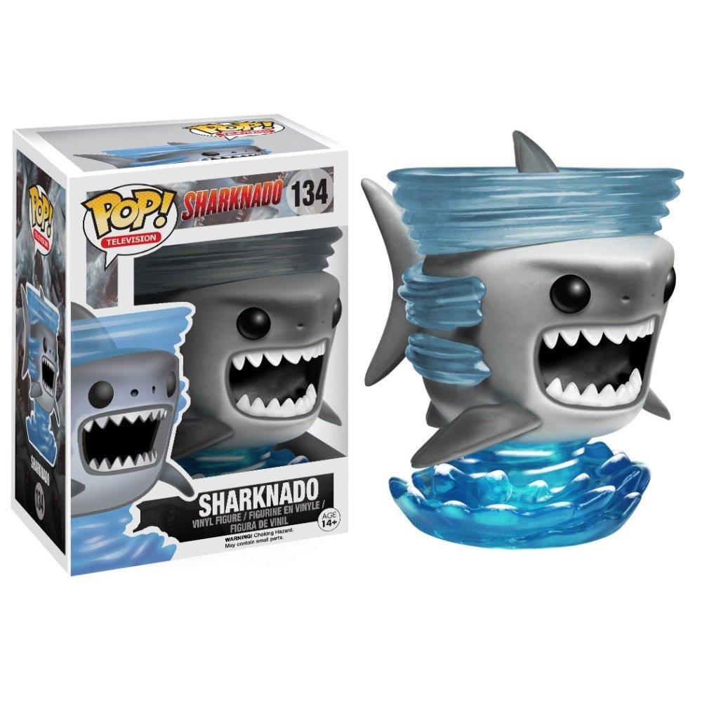 Sharknado №134 Funko POP! Shark Action Figure Vinyl PVC Minifigure Toy