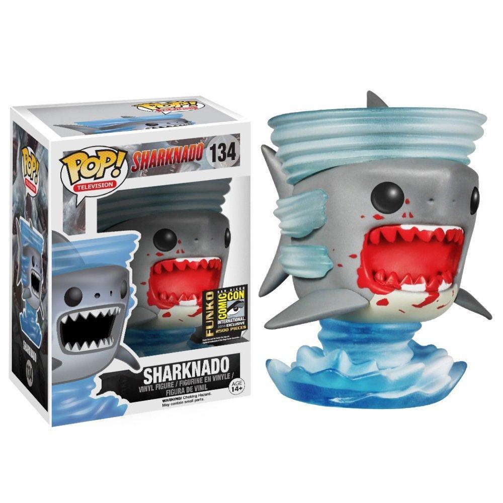 Sharknado Bloody �134 Funko POP! Shark Action Figure Vinyl PVC Minifigure Toy