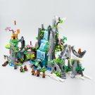 The Legendary Flower Fruit Mountain Monkie Kid Building Blocks Toys Compatible 80024 Lego