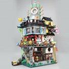 City Ninjago Building Blocks Toys Compatible 70620 Lego