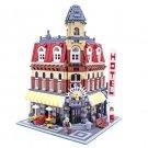 Cafe Corner Creator Building Blocks Toys Compatible 10182 Lego