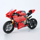 Ducati Panigale V4 R Technic Building Blocks Toys Compatible 42107 Lego