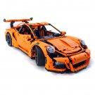 Porsche 911 GT3 RS Technic Building Blocks Toys Compatible 42056 Lego