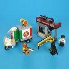 Scarecrow Special Delivery DC Comics Super Heroes Building Blocks Toys Compatible 70910 Lego