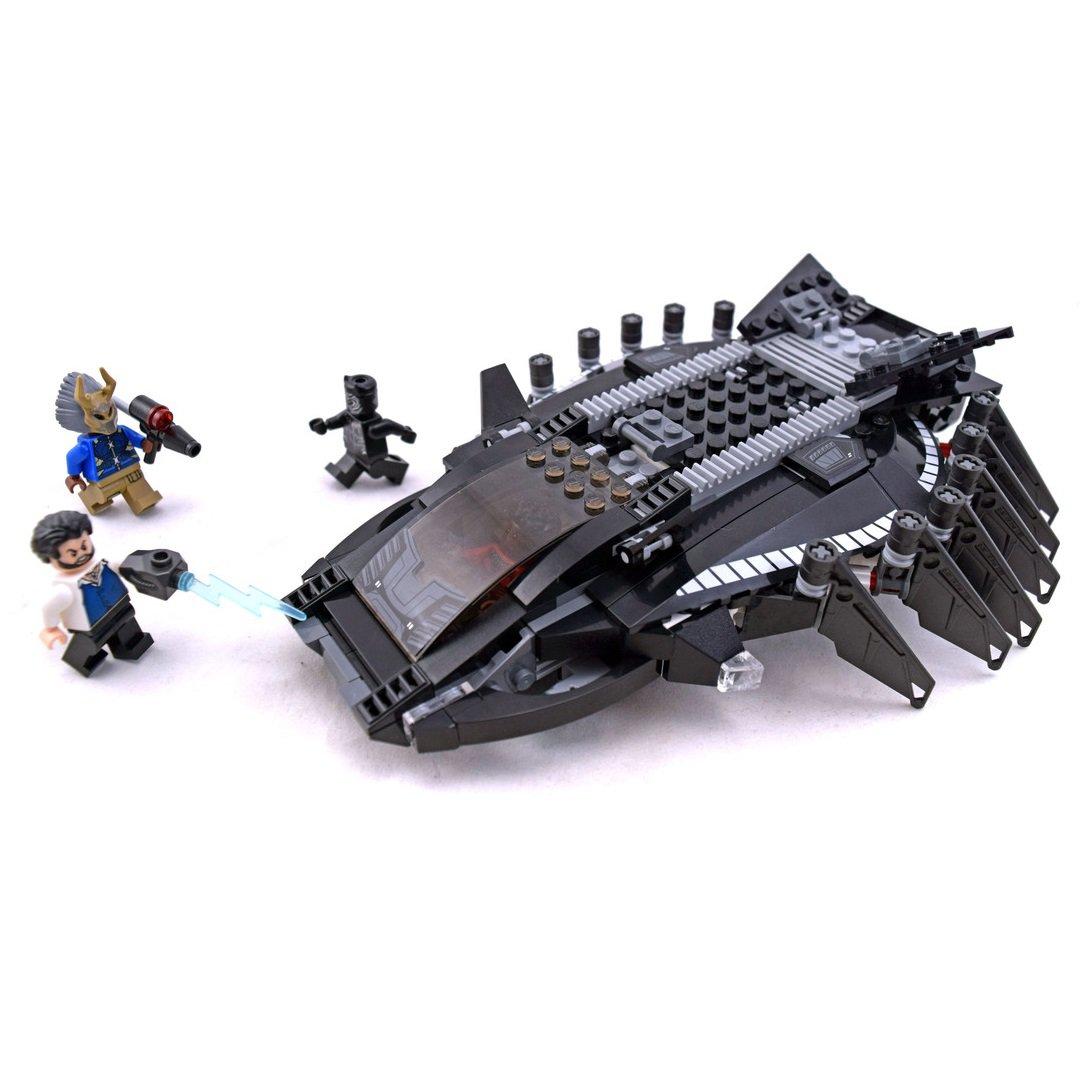 Royal Talon Fighter Attack Marvel Super Heroes Building Blocks Compatible 76127 Lego