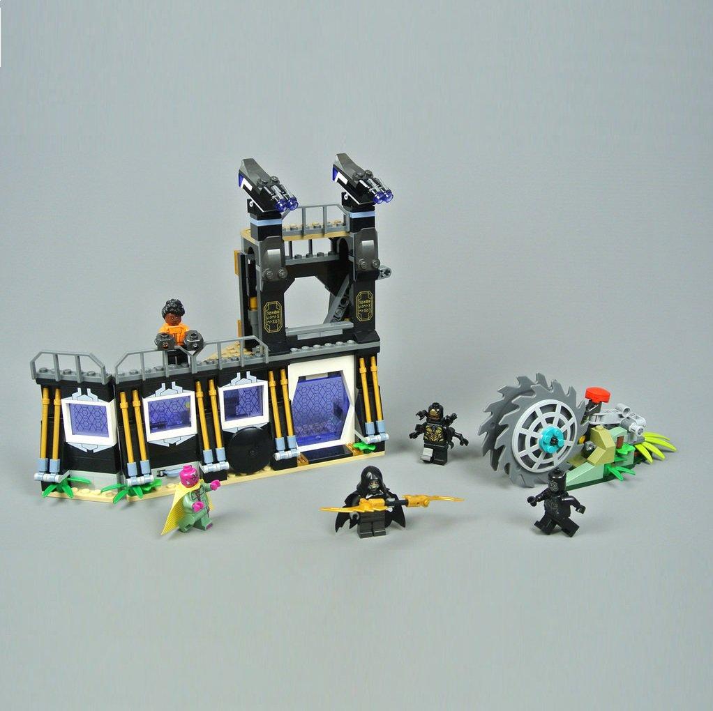 Corvus Glaive Thresher Attack Avengers Marvel Super Heroes Building Blocks Compatible 76103 Lego