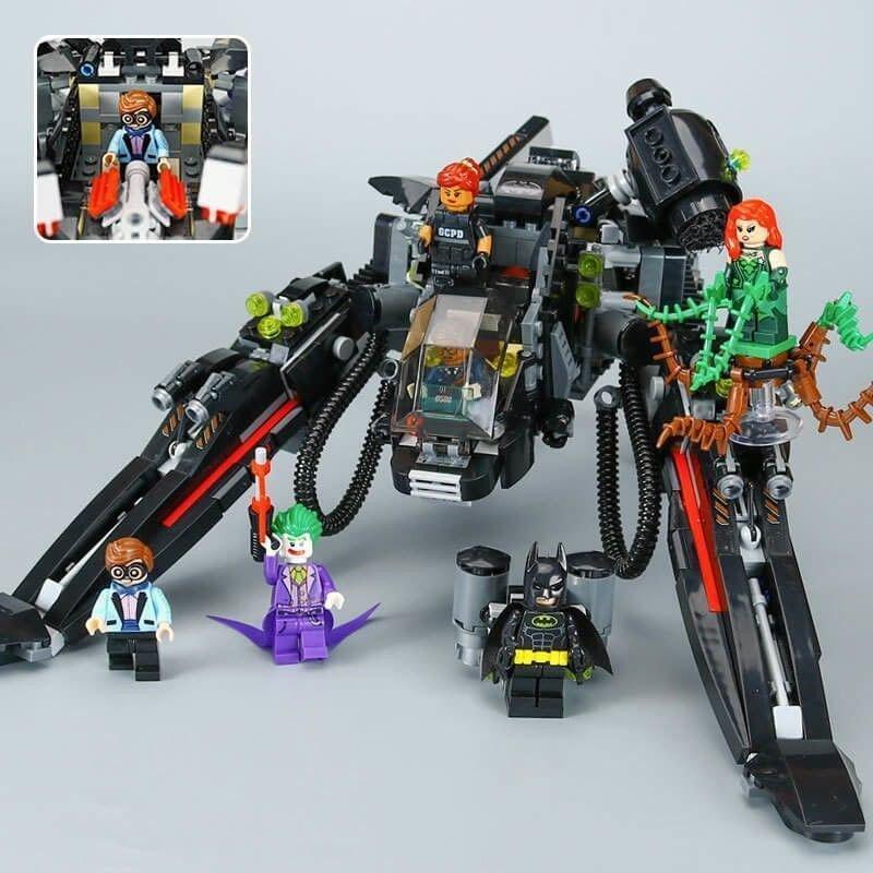 The Scuttler Batman DC Comics Super Heroes Building Blocks Compatible 70908 Lego