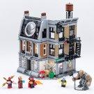 Sanctum Sanctorum Showdown Marvel Super Heroes Building Blocks Toys Compatible 76108 Lego