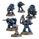 5+1pcs Devastator Squad Primaris Space Marine Adeptus Astartes Warhammer 40K Resin Forge World