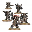 5pcs Havocs Chaos Space Marines Traitor Legion Warhammer 40k Resin Toys Games