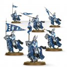 5pcs Knights of Dol Amroth Swan Knights Lord of the Rings The Battle for Middle-earth II Resin Games