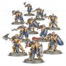 10pcs Liberators Stormcast Eternals Age of Sigmar Warhammer Fantasy Resin Figures Toys Games
