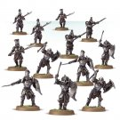 12pcs Gundabad Orc Warband Lord Of The Rings Resin Figures Toys Games