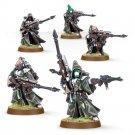 5pcs Eldar Rangers Aeldari Eldar Army Warhammer 40k Resin Figures Toys Games
