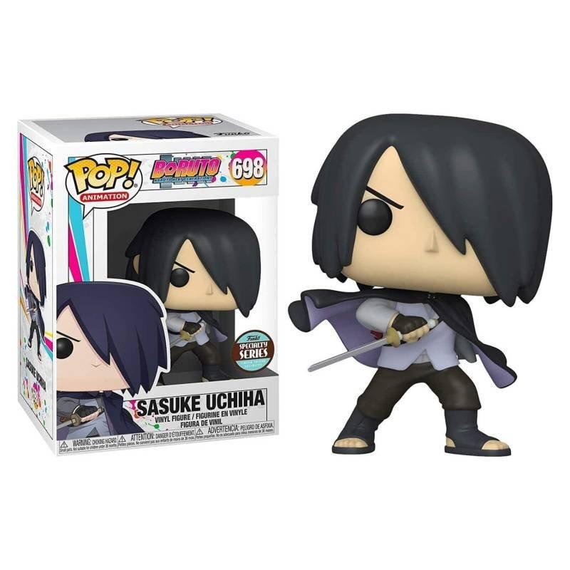 Sasuke Uchiha Boruto �698 Funko POP! Naruto Anime Movie Manga Action Figure Vinyl PVC Toy