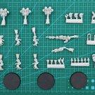 3pcs Thallax Cohort Ordo Reductor Adeptus Mechanicus Imperial Army Warhammer 40k Forge World