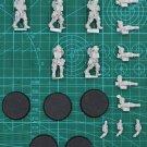 5pcs Tech-thrall Cyborgs Mitralocks Adeptus Mechanicus Legio Cybernetica Warhammer 40k Forge World