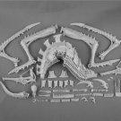 1pcs Hierophant Bio-Titan Tyranid Hive Mind Warhammer 40k Forge World Action Figures Toys Games