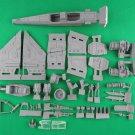 1pcs Avenger Strike Fighter Imperial Navy Astra Militarum Warhammer 40k Forge World Figures Toys